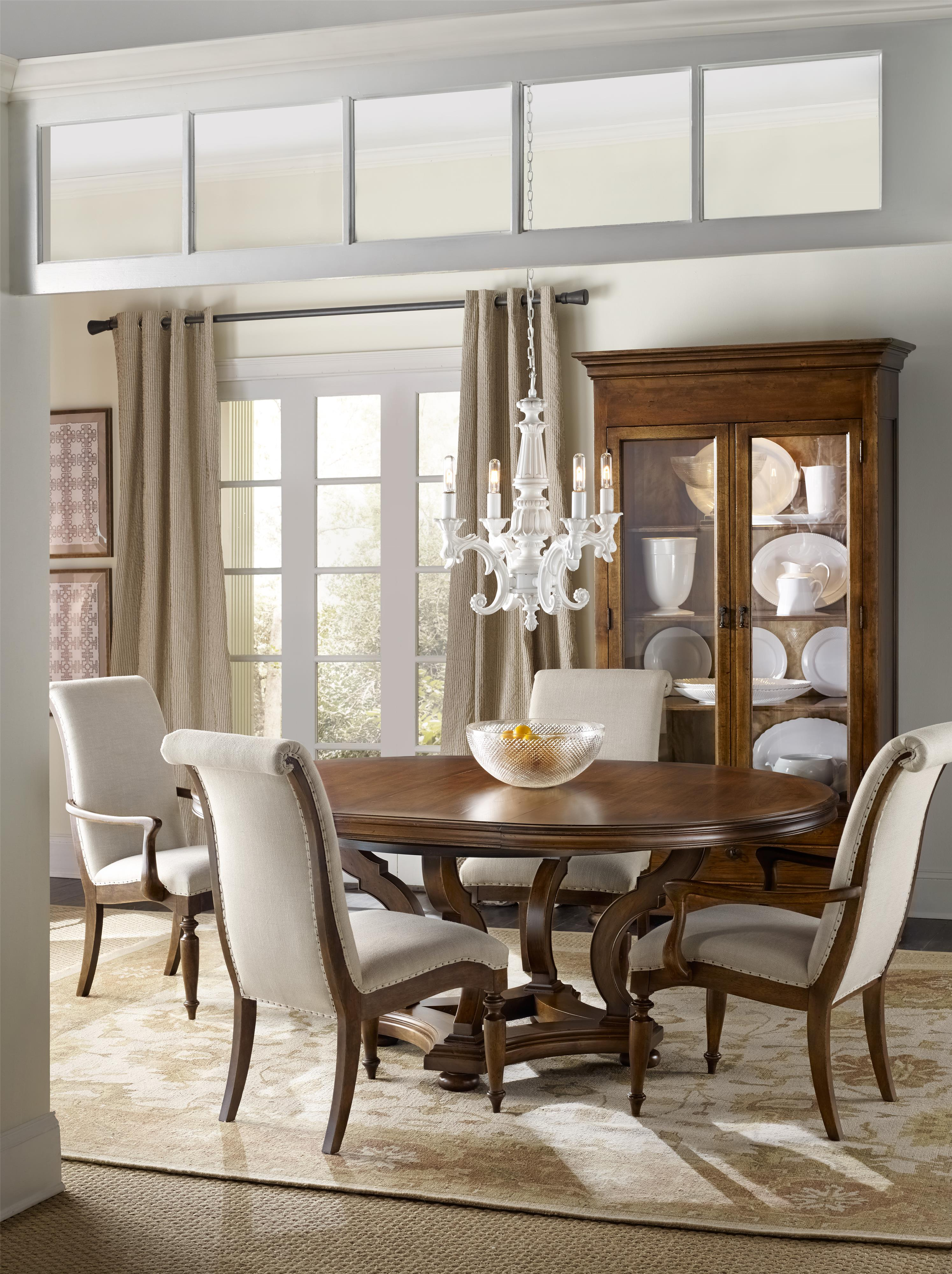 Formal Dining Room Chairs Hooker Furniture Archivist Formal Dining Room Group