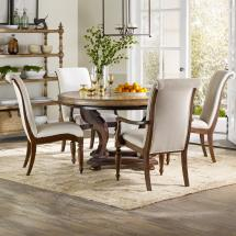 Hooker Furniture Archivist 5 Piece Dining Set With