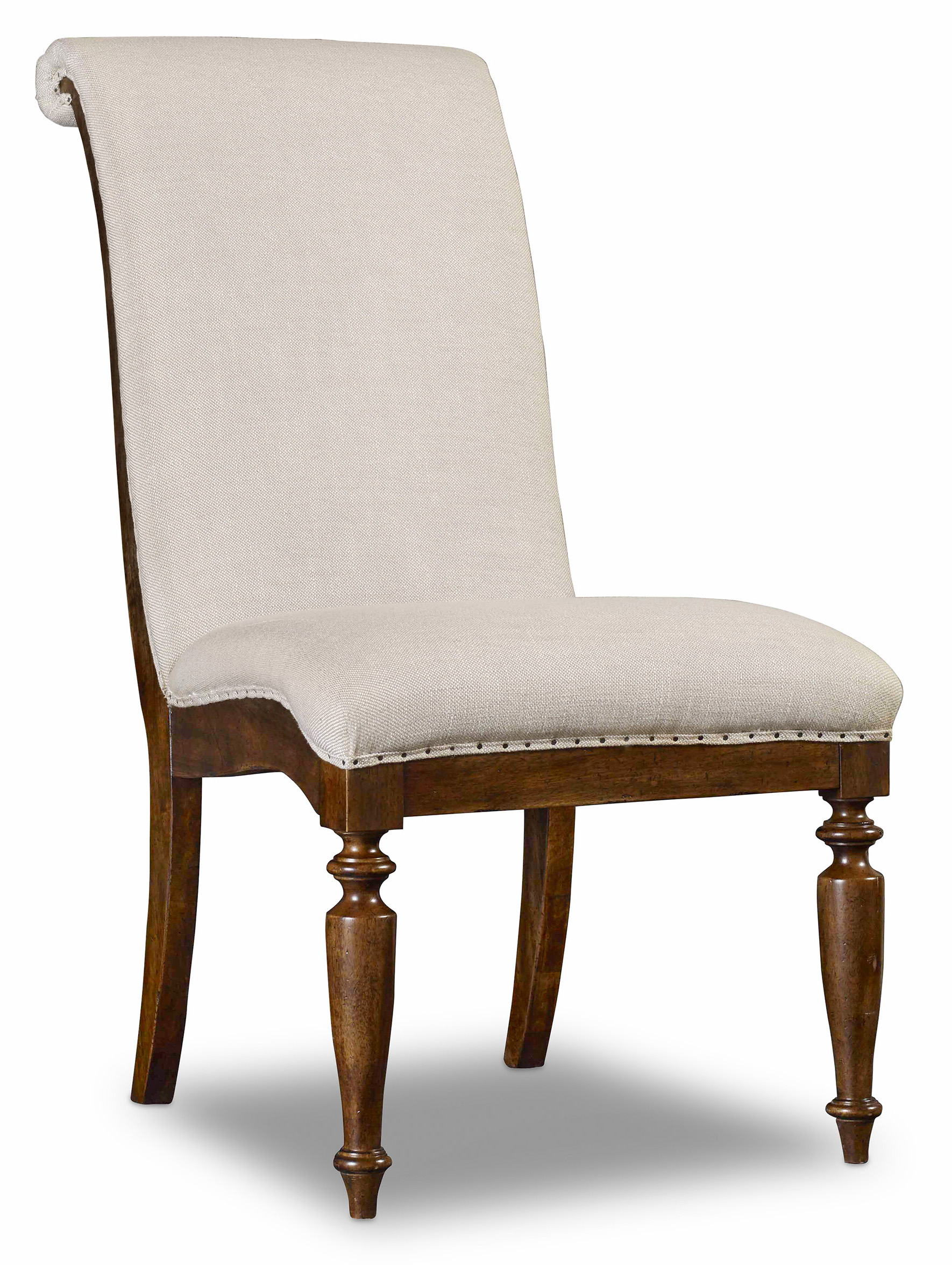 Dining Side Chairs Hooker Furniture Archivist Upholstered Side Chair With
