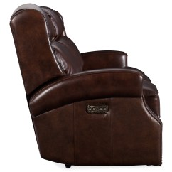 Crescent Power Sofa Recliner With Headrest Sectional Sales Ottawa Hooker Furniture Carlisle Ss460 P3 188 Motion