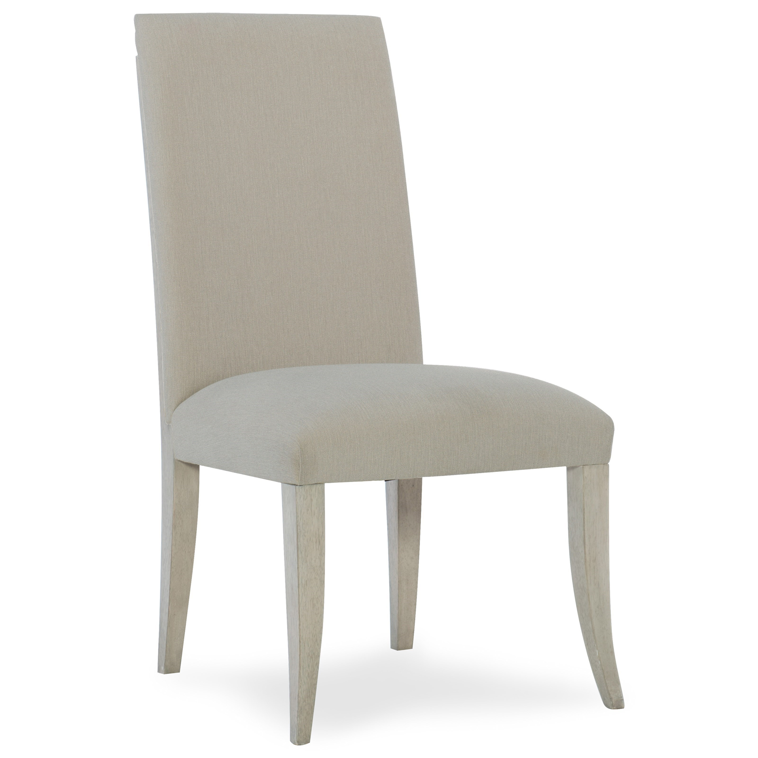 Upholstered Side Chairs Hooker Furniture Elixir 5990 75410a Ltwd Parsons