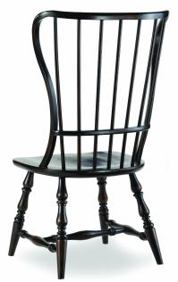 Hooker Furniture Sanctuary Spindle Back Side Chair ...