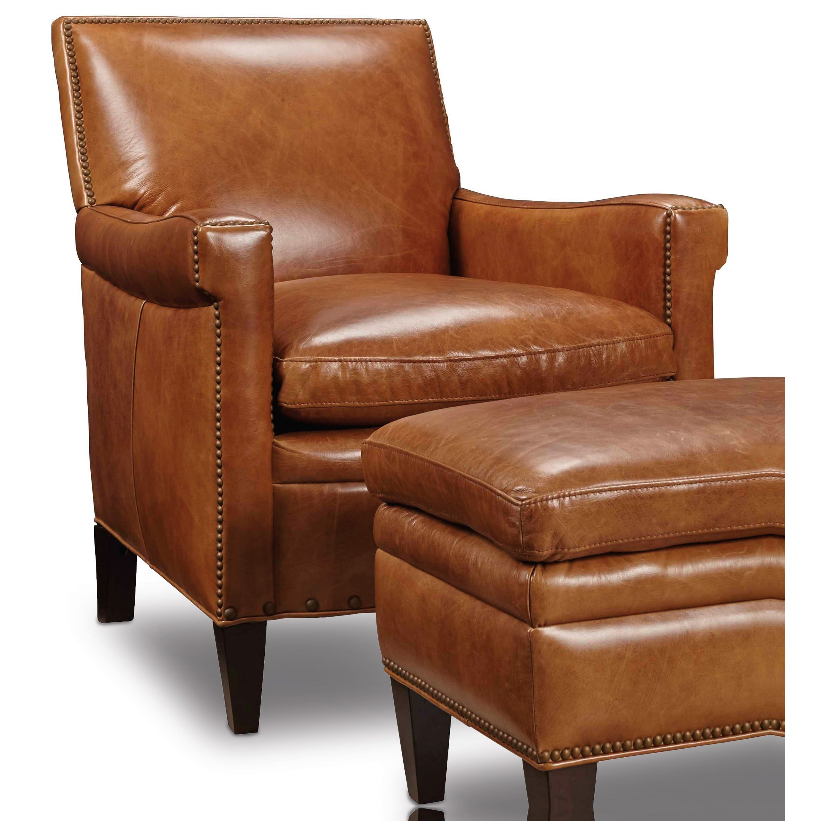 Upholstered Club Chair Hamilton Home Club Chairs Traditional Club Chair With