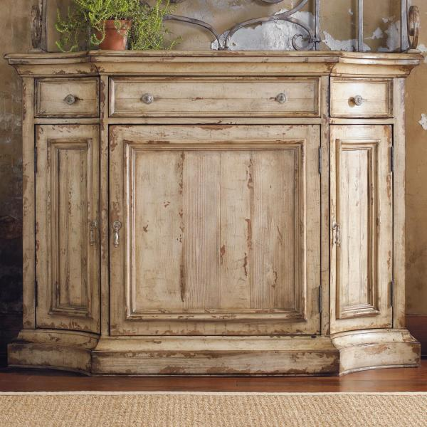 Two-Color Distressed Furniture