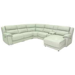 Htl Sofa Range Leather Cleaning Wipes 10490 Casual Power Reclining Sectional With