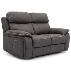 Htl Sofa Range Rv Sleeper 11286 Casual Power Reclining Loveseat With