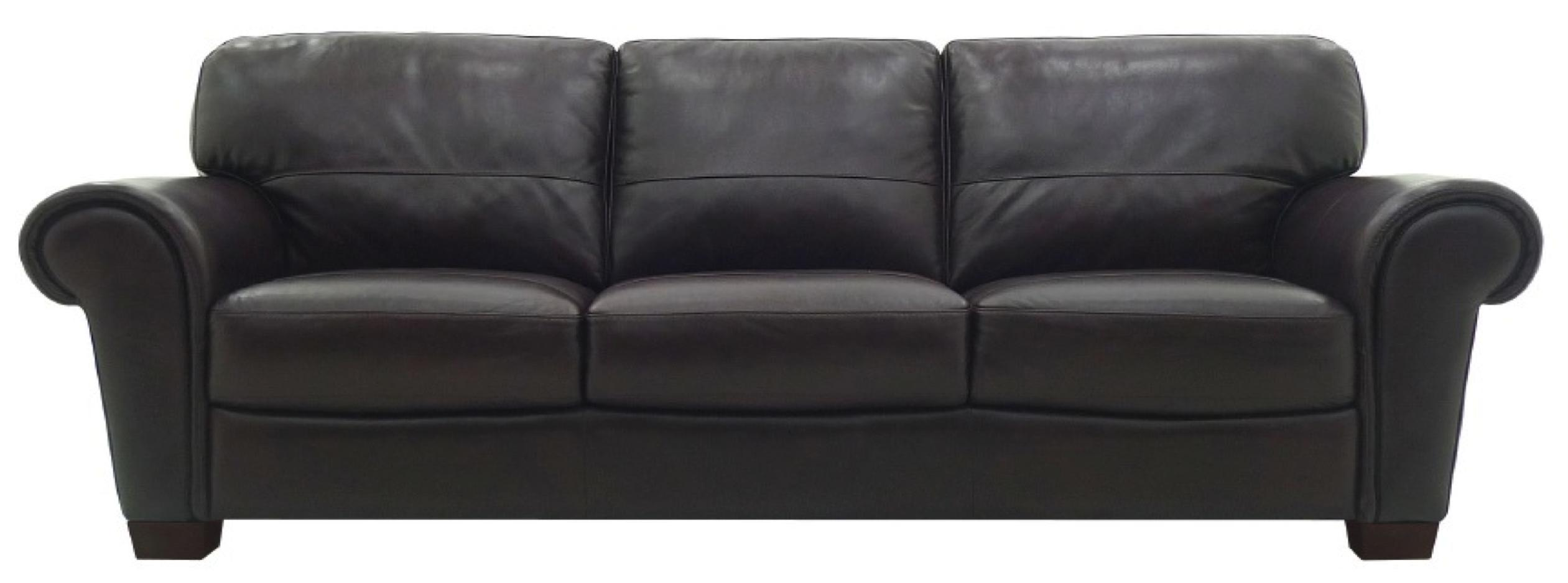htl sofa range mid century style sectional 2274 contemporary leather with flared rolled arms