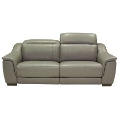 Modern Power Reclining Sofa Block Bed Htl 9557 25s2va Contemporary