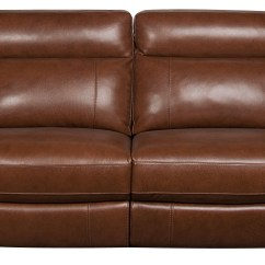 Modern Power Reclining Sofa Large Throws For 3 Seater Sofas San Lorenzo Andy Leather Match
