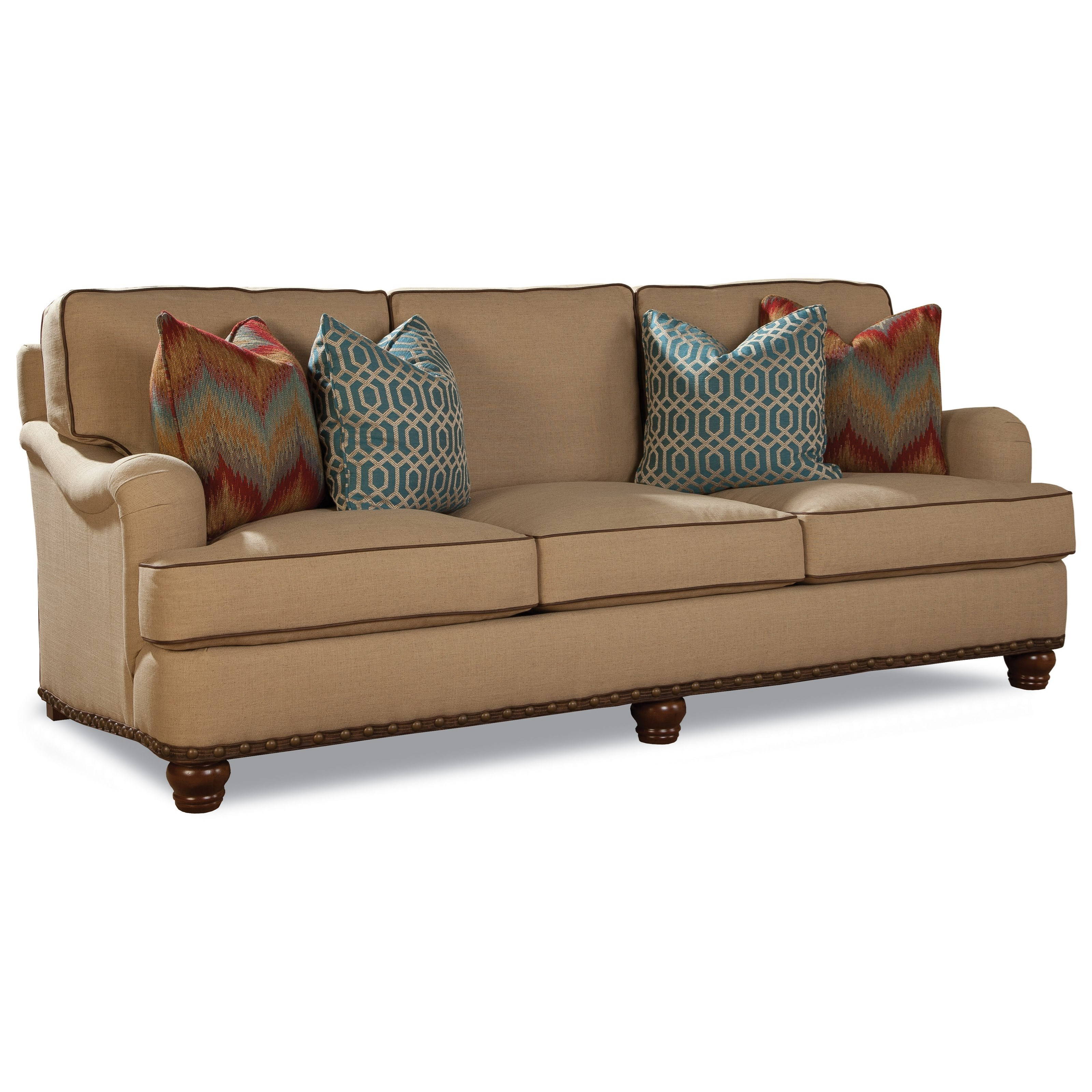 huntington house sofa covers set below 5000 2071 customizable traditional