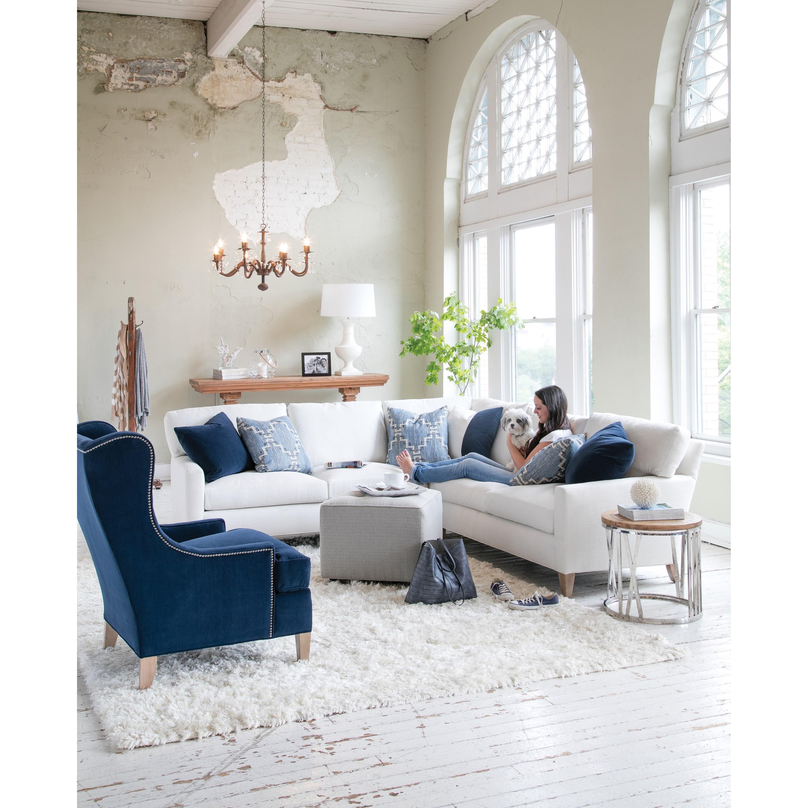 huntington sectional sofa mania blackburn house harper modern three piece corner