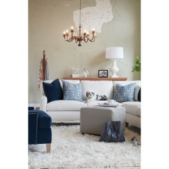 Huntington Sectional Sofa Natuzzi Sanremo Leather Corner Recliner House Harper Modern Three Piece