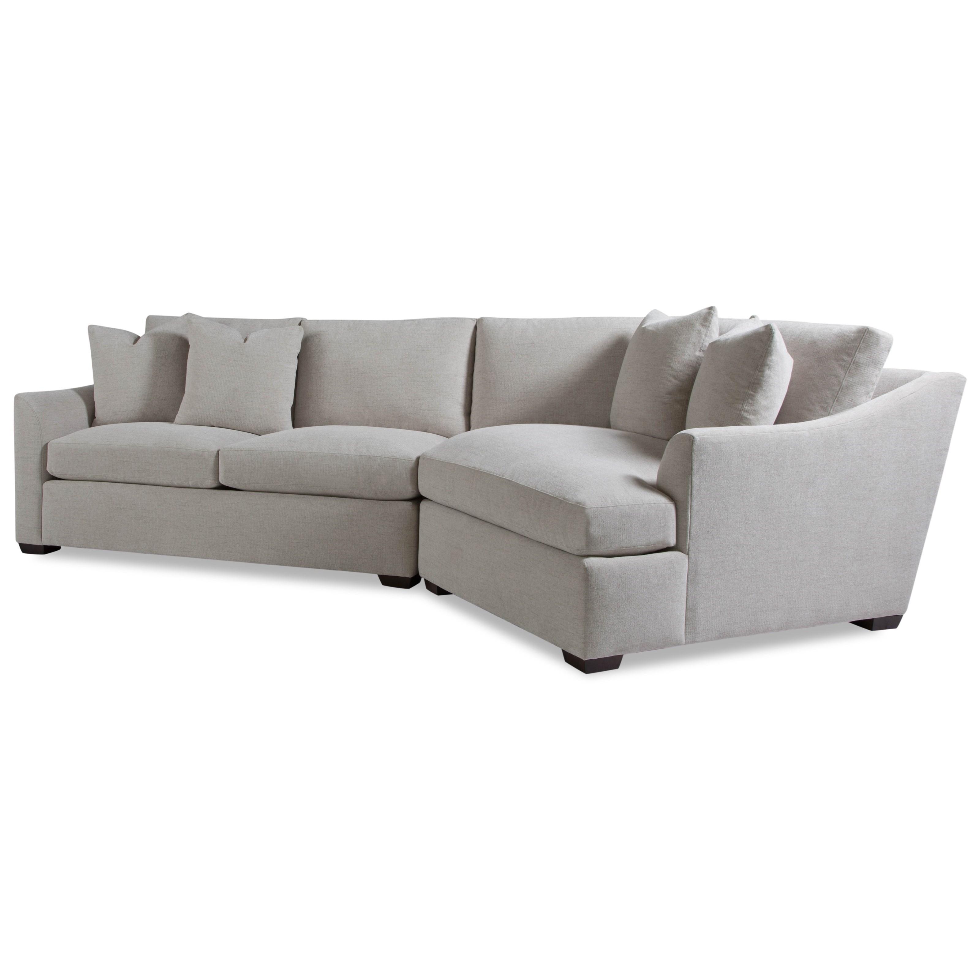 huntington sectional sofa natalie habitat house plush two piece with raf