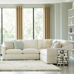 Huntington Sectional Sofa Corner With Recliners House Plush Three Piece L Shape