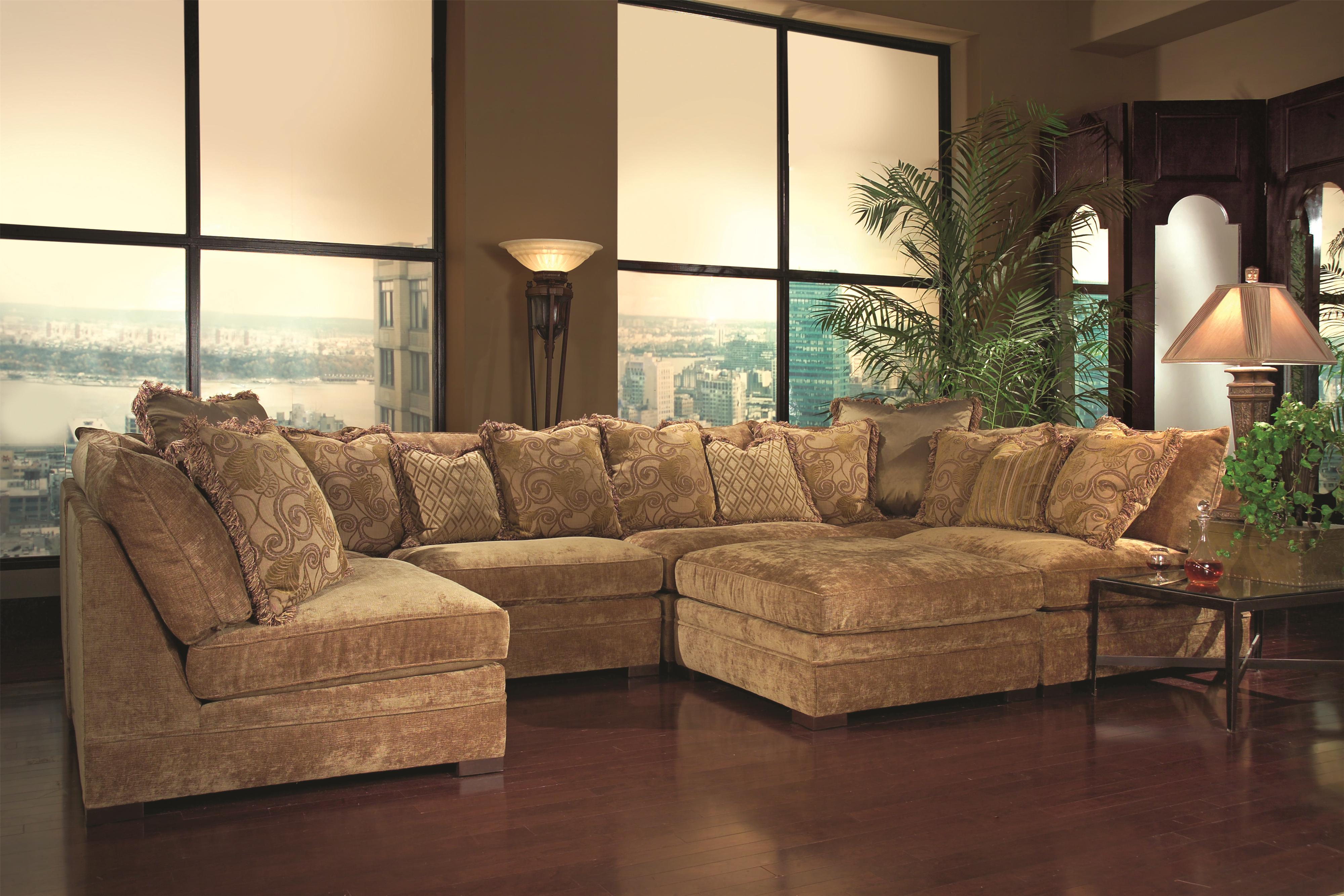 huntington sectional sofa cleaning fabric with baking soda house sofas accent