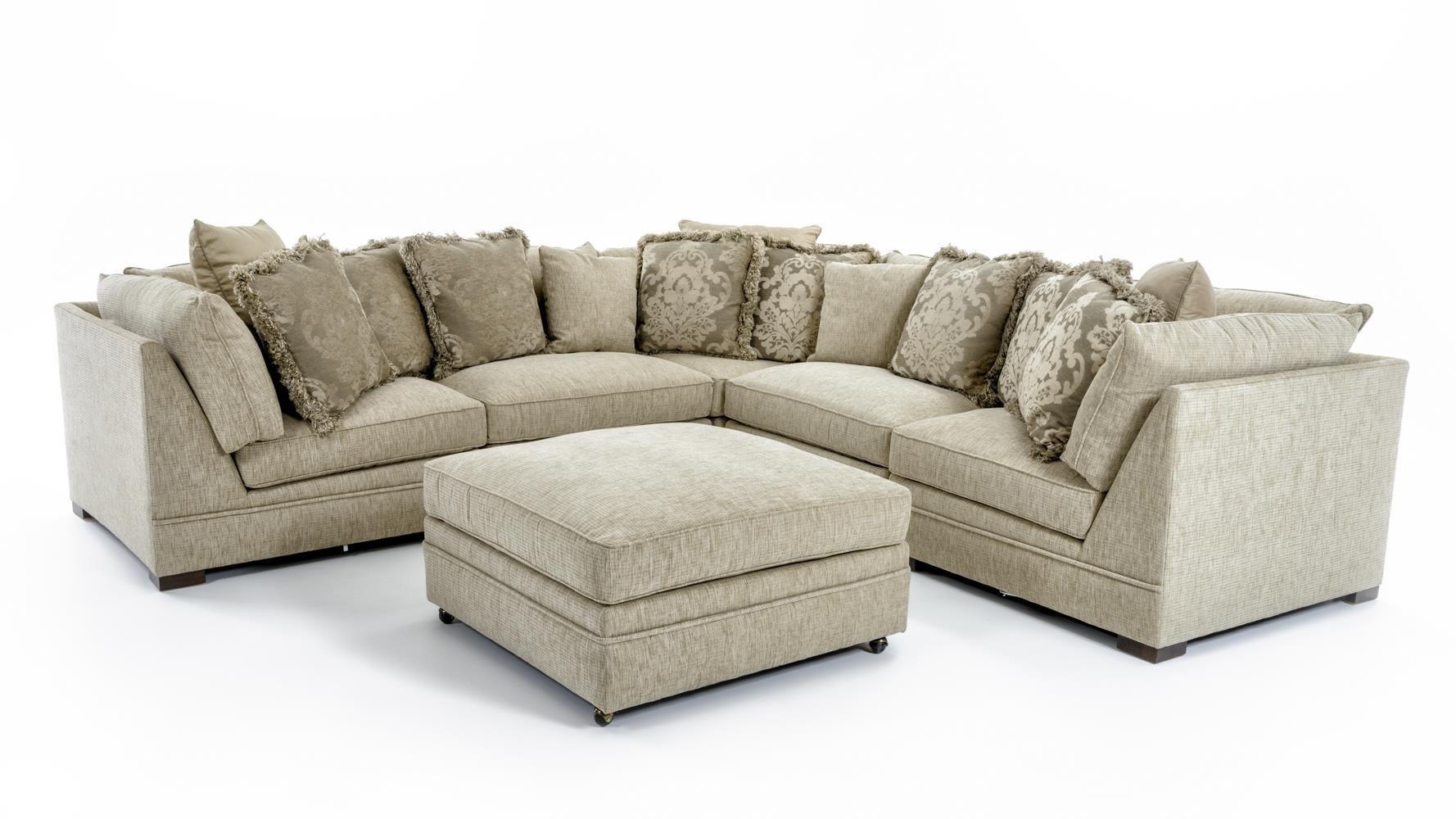 huntington sectional sofa fabric bed argos house 7100 4x7100 51 437100 31 five piece corner