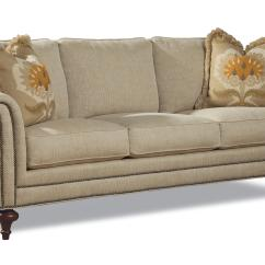 Huntington House Sofa Covers What Is The Cost To Reupholster A Sawyer Traditional W Turned Legs
