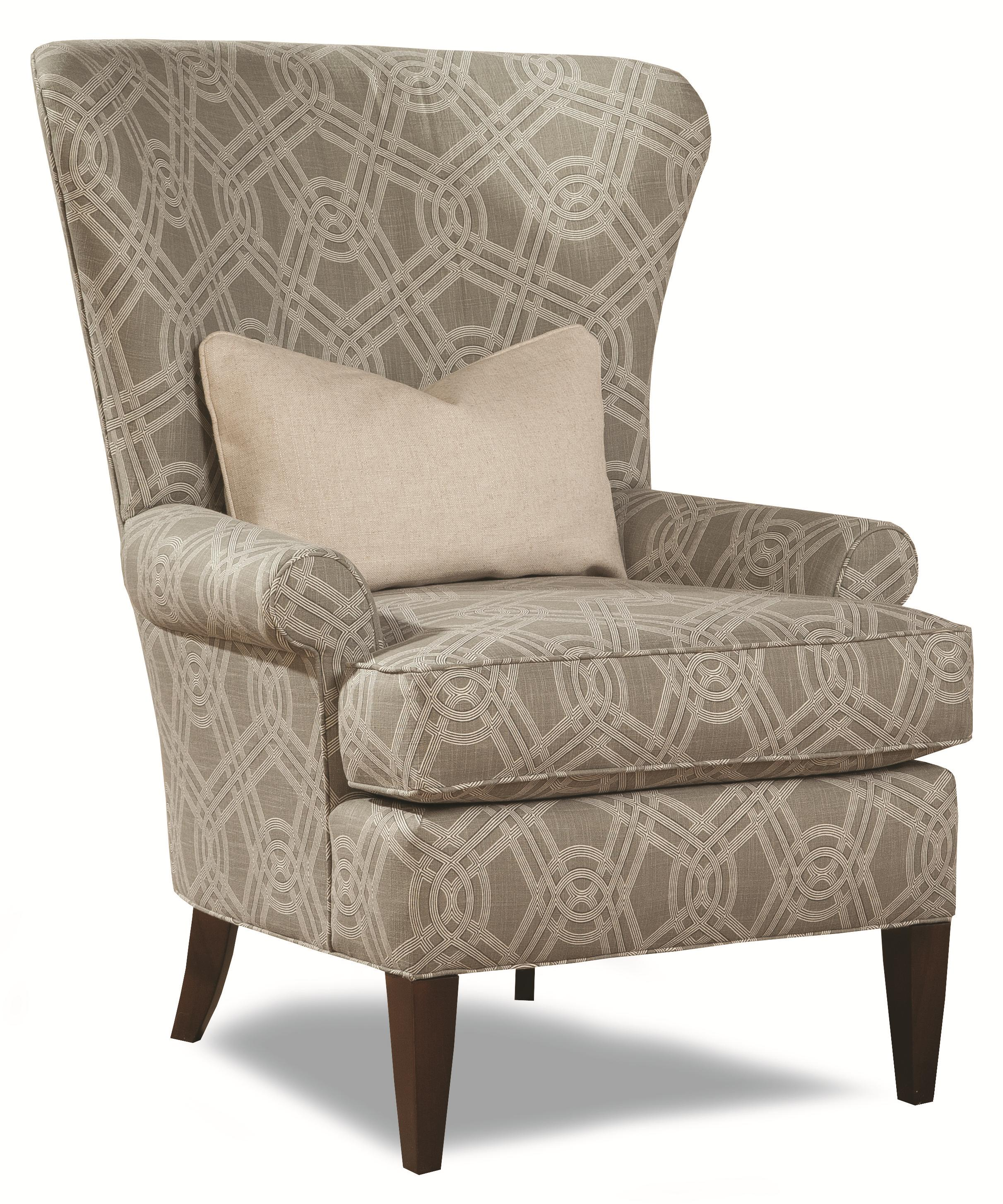 traditional accent chairs cheap pool huntington house 7491 chair with curved