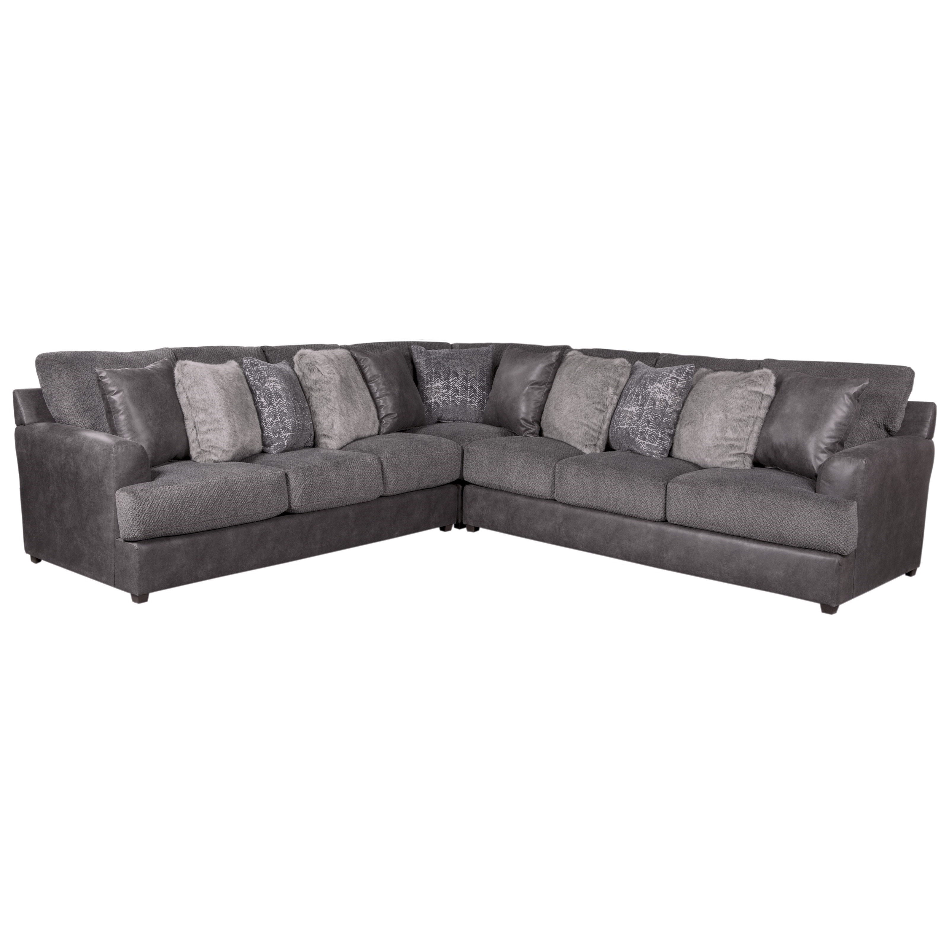 jackson furniture sectional sofas maytex reeves stretch one piece sofa slipcover cortland 3 with track