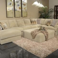 Jackson Furniture Sectional Sofas American Made Sectionals Malibu Six Seat Sofa Wayside