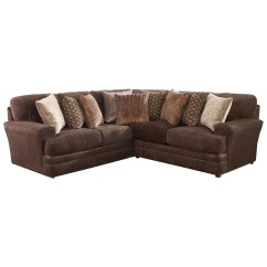 Jackson Furniture Sectional Sofas Lazy Boy Sofa Fold Down Table Mammoth Two Piece With Track