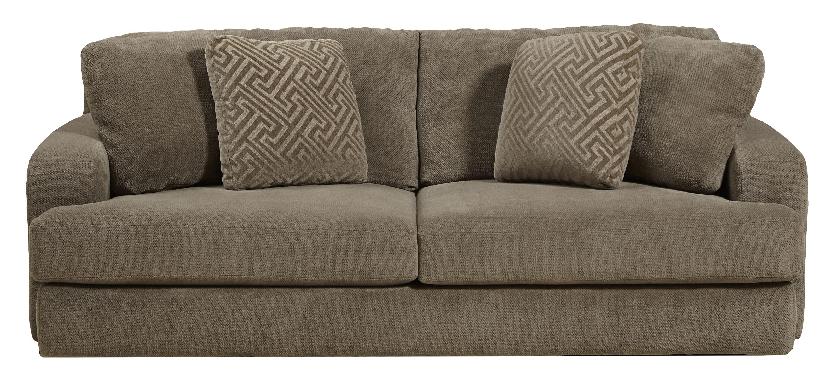 jackson sofa west elm trent leather twin sleeper in chenille fabric by 4238 03
