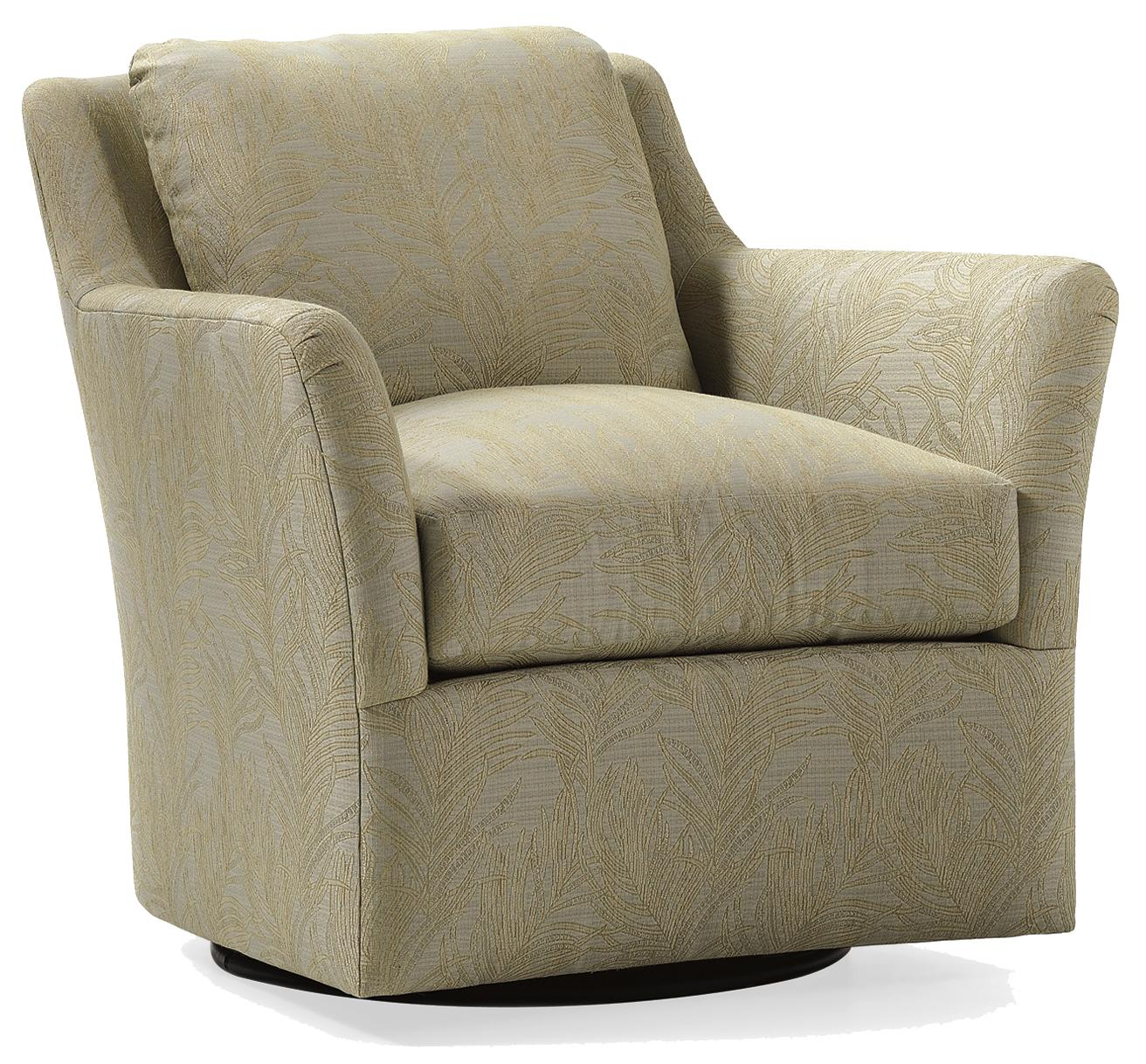 Jessica Charles Swivel Chairs Jessica Charles Fine Upholstered Accents Addison