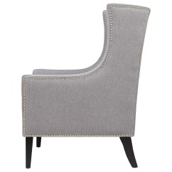 Barton Chair Accessories Folding Chairs Target Usa Jla Home Wing Back With Nailhead Simply