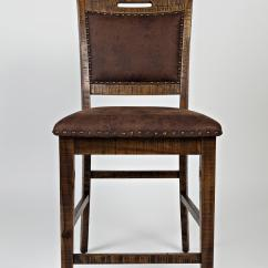 Upholstered Counter Chairs Chair Exercises On Cable Tv Jofran Cannon Valley Back Stool