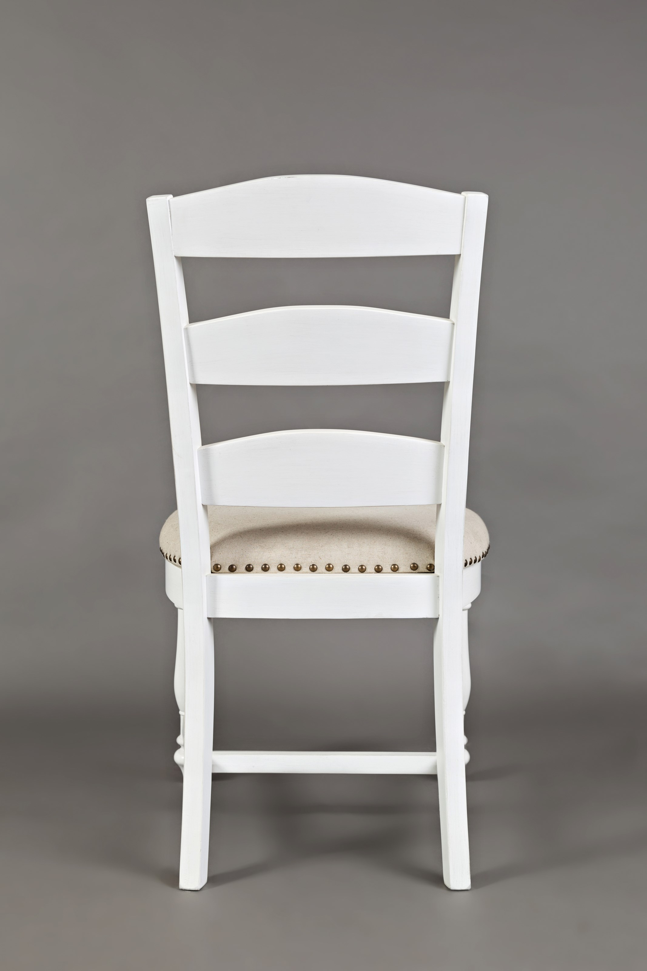 White Ladder Back Chair Jofran Acropolis White Ladder Back Dining Chair Rotmans