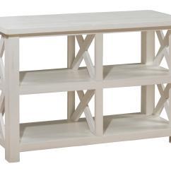 Pine Sofa Tables 7 Piece Modular Sectional Costco Jofran Madaket Reclaimed Media Table Johnny