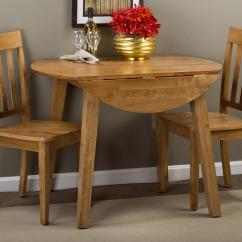 Round Table And Chair Set Purple Desk Chairs Jofran Simplicity 2 With Slat