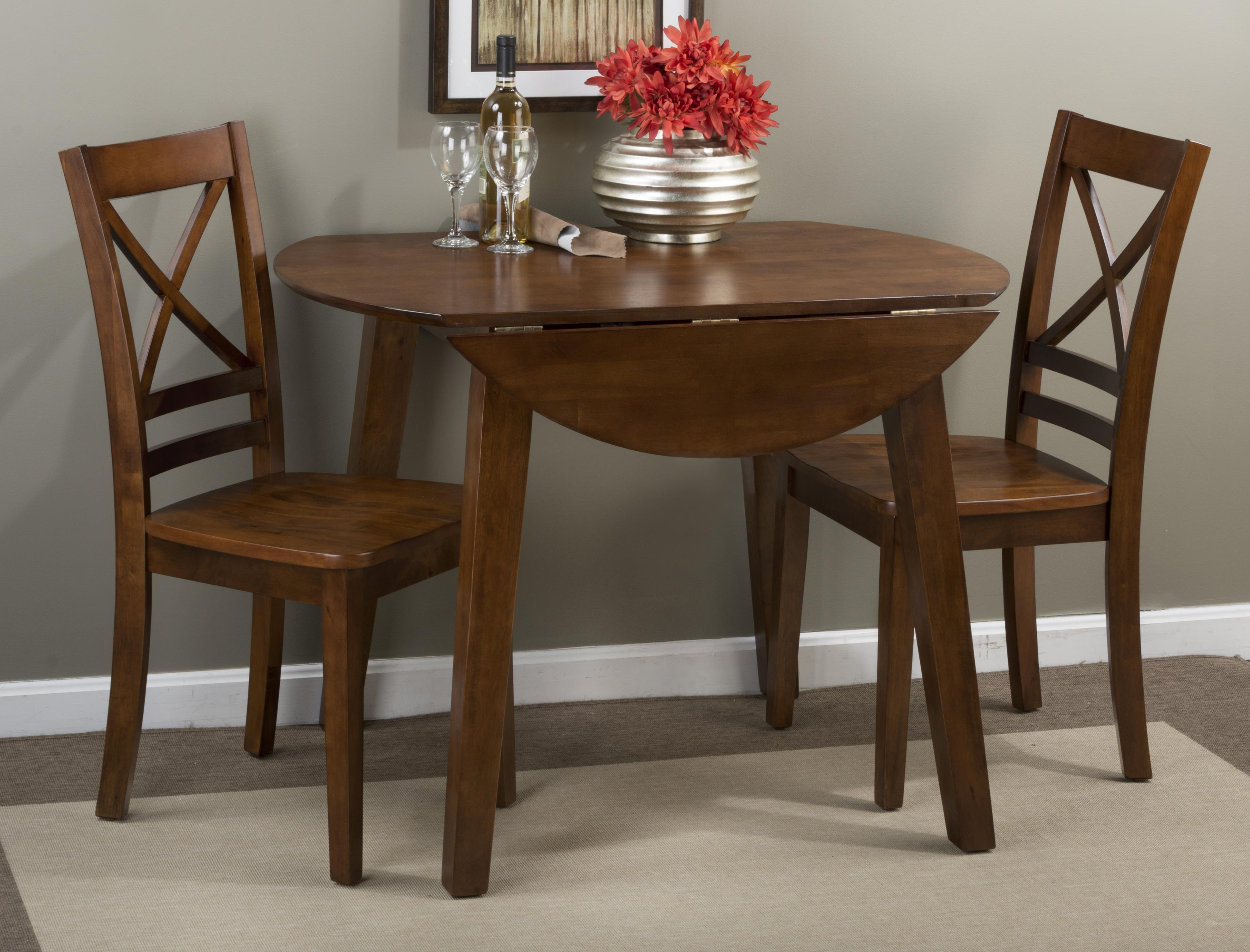 Round Table And Chair Set Jofran Simplicity Round Table And 2 Chair Set With Quotx