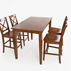 Counter Height Table And Chair Sets Classic Event Covers Ltd Jofran Simplicity Rectangle