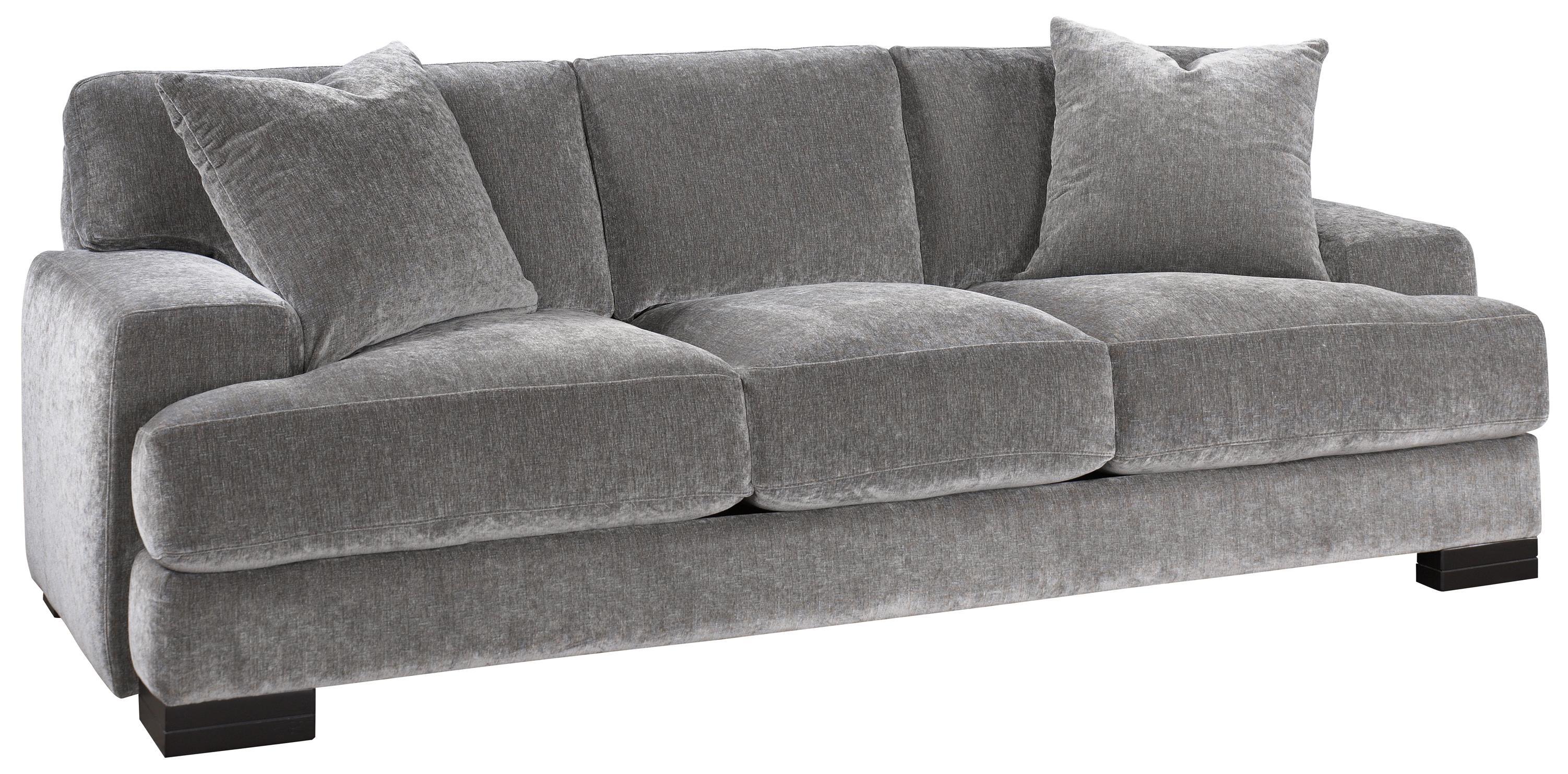 jonathan louis sofas hand woven havana 4 seater sofa set grey burton modern with low track arms and