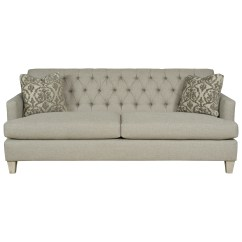 Kincaid Sofas Reviews Oval Uk Furniture Carillon 696 86 Contemporary Sofa With