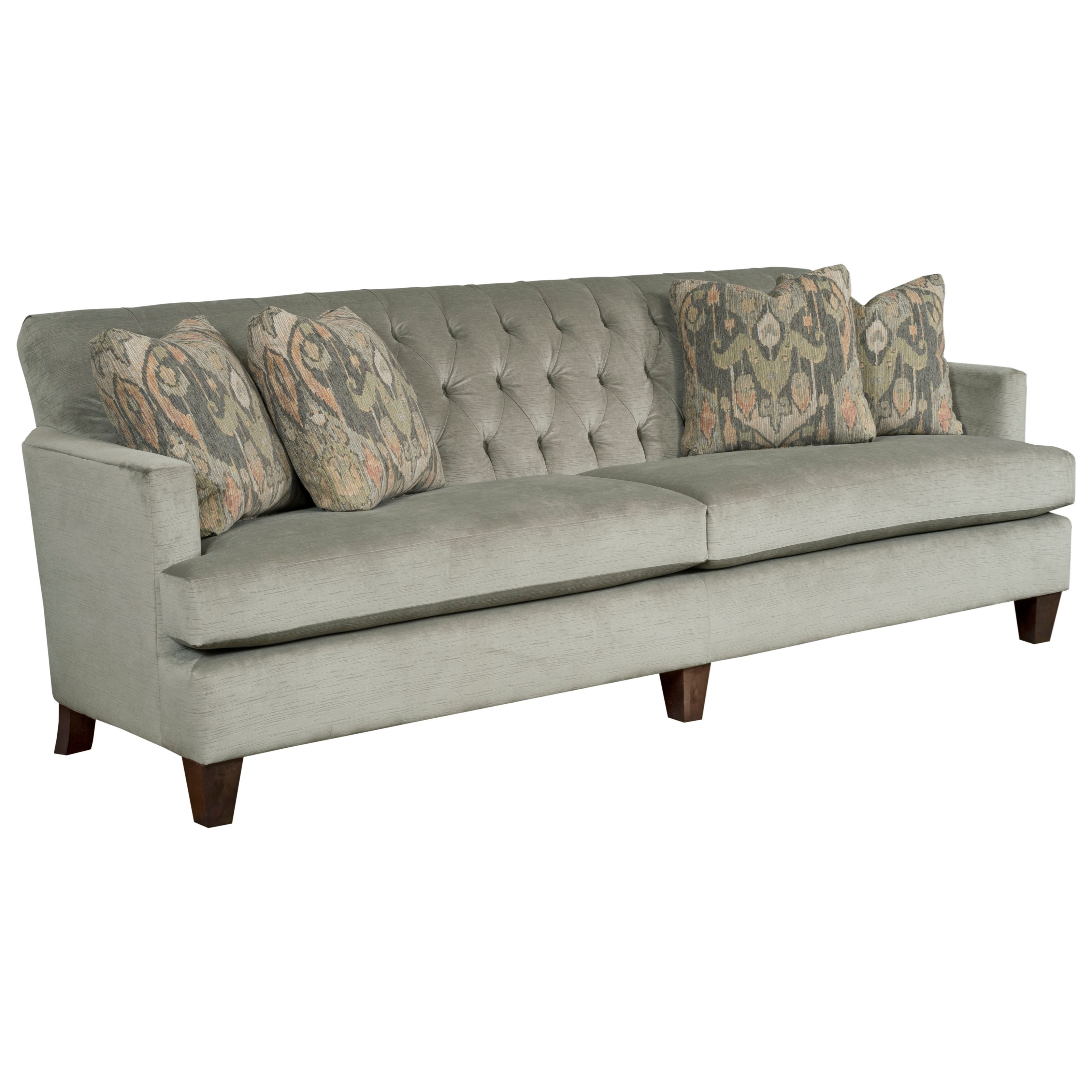 kincaid sofas reviews klaussner furniture slipcovered sectional sofa carillon contemporary grande with