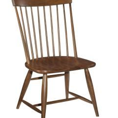 Cherry Dining Chairs Spandex Chair Covers Rental Near Me Kincaid Furniture Park Solid Windsor Side