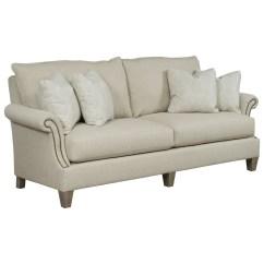 Kincaid Sofas Reviews Leather Sofa Calgary Kijiji Furniture Greyson Transitional Large With