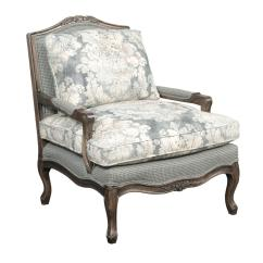 2 Accent Chairs Orange Kincaid Furniture 044 00 Exposed Wood