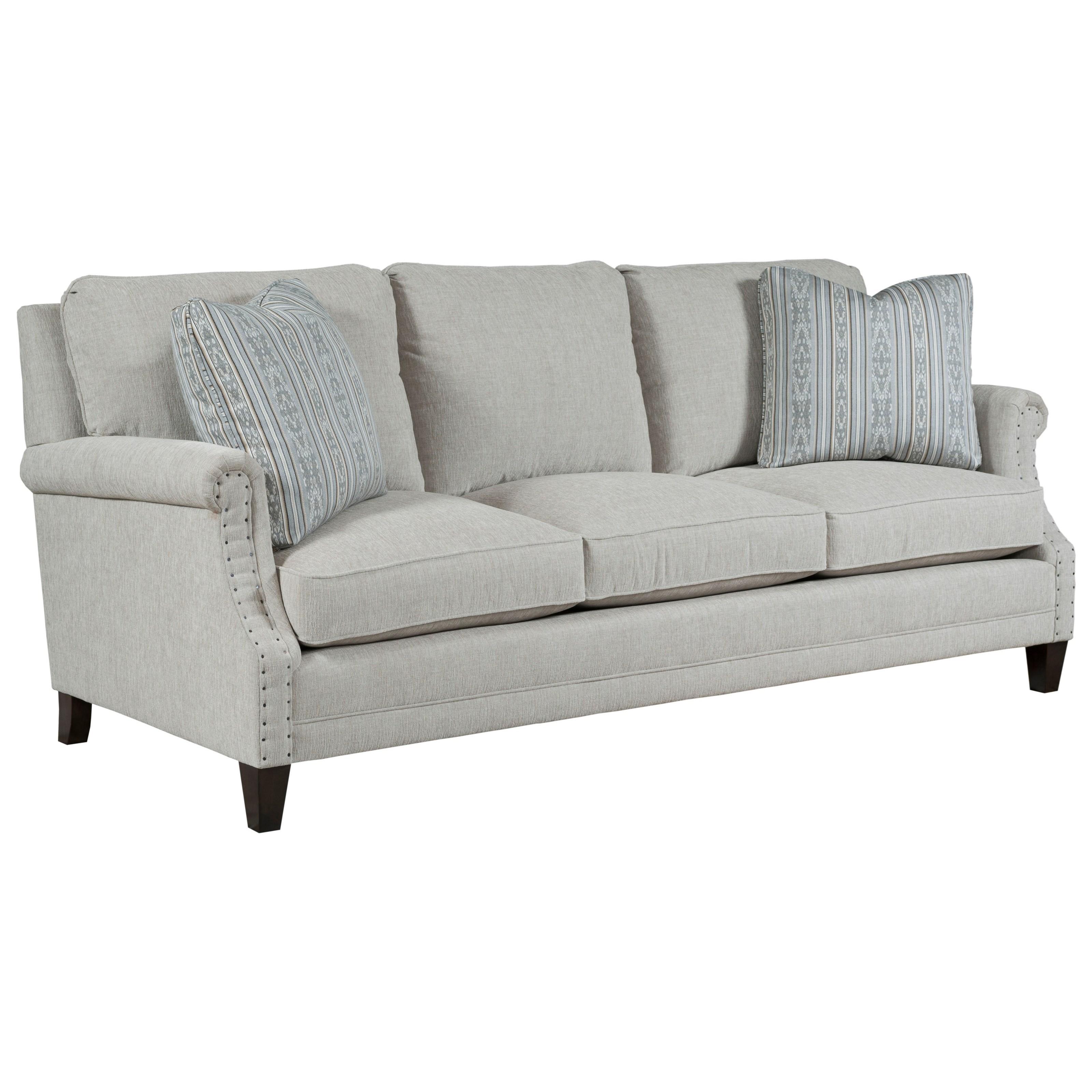kincaid sofas reviews next sofia sofa furniture patterson 309 86 transitional three seat