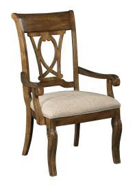 Kincaid Furniture Portolone Nine Piece Trestle Table and ...