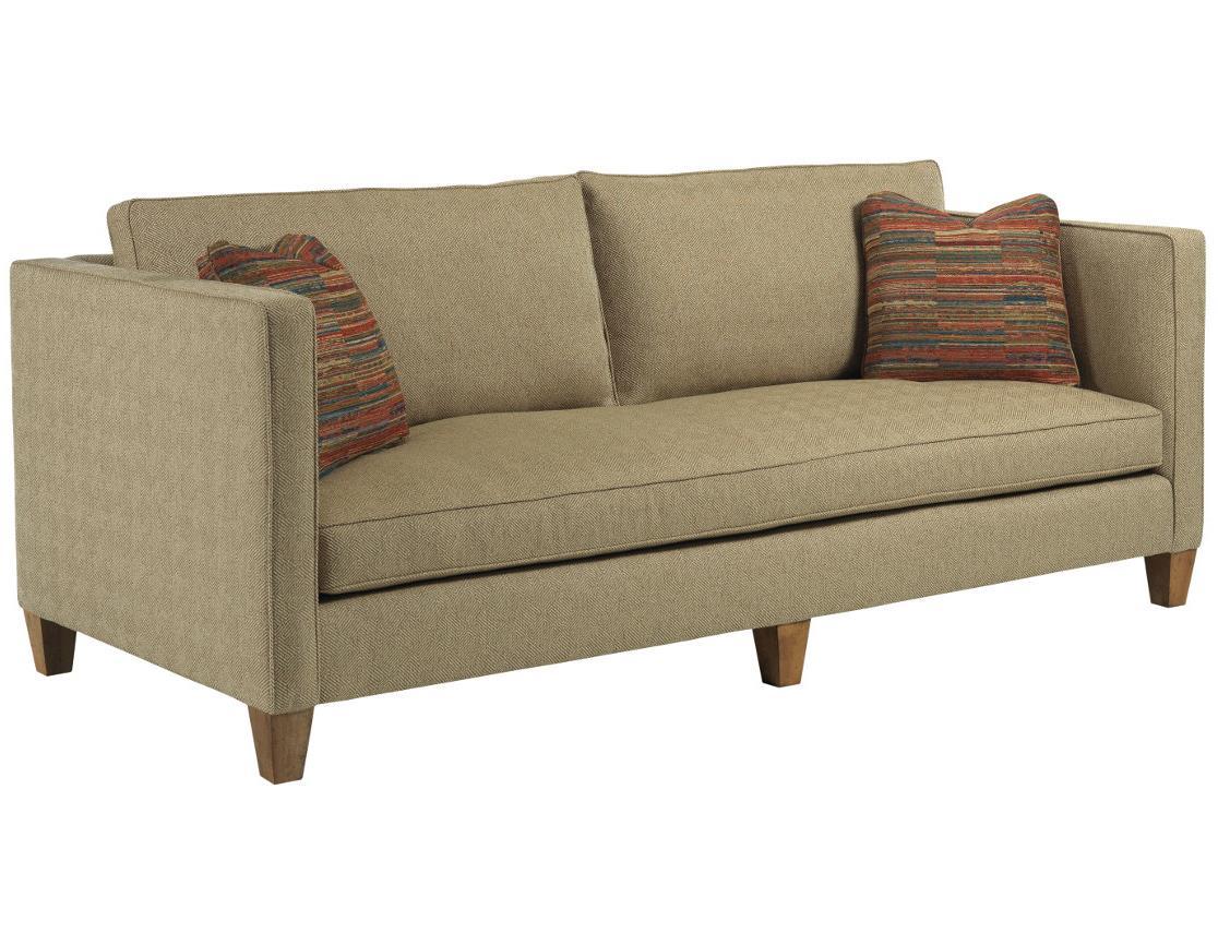 sophia sofa range pottery barn denim slipcovers kincaid furniture contemporary with track arms