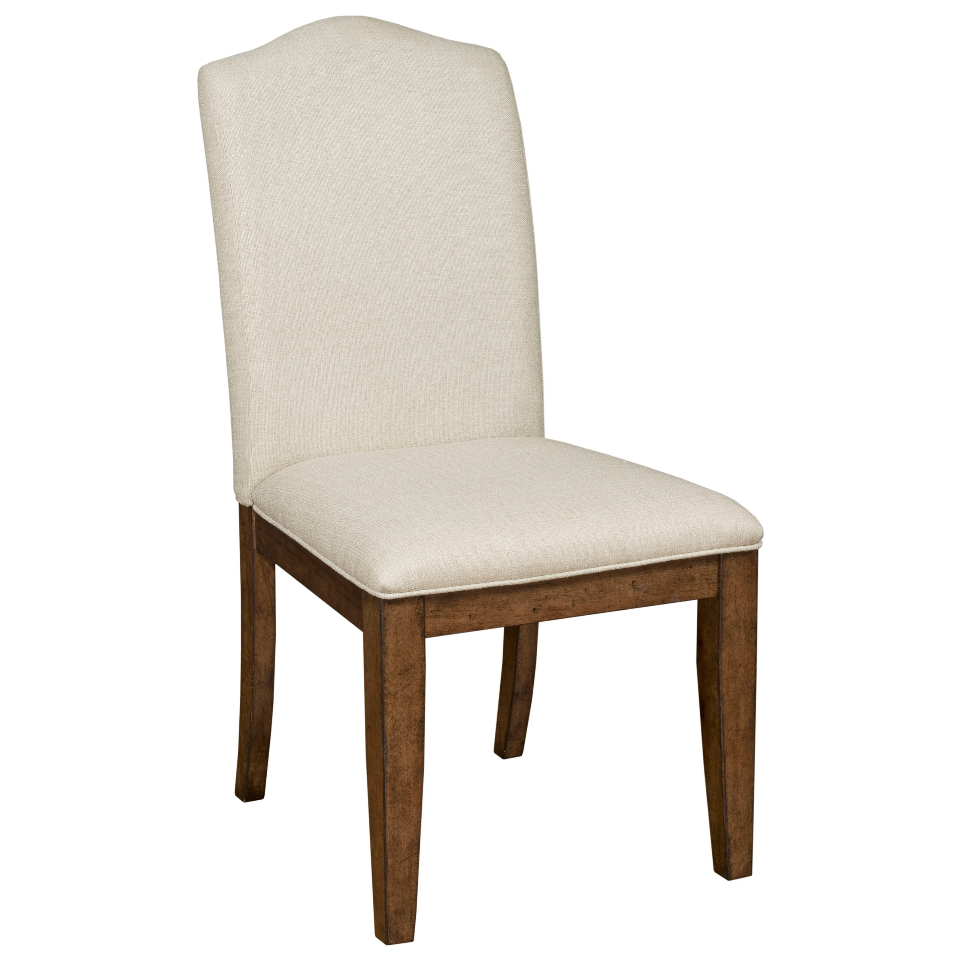 Nook Chair Kincaid Furniture The Nook 664 641 Parson 39s Style Side