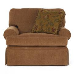 Sofas Tulsa Ok Charcoal Grey Velvet Sofa Kincaid Furniture Skirted Chair And A Half Johnny