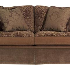 Kincaid Sofas Reviews Sofa Parts Name Furniture Tulsa Skirted Stationary Ahfa