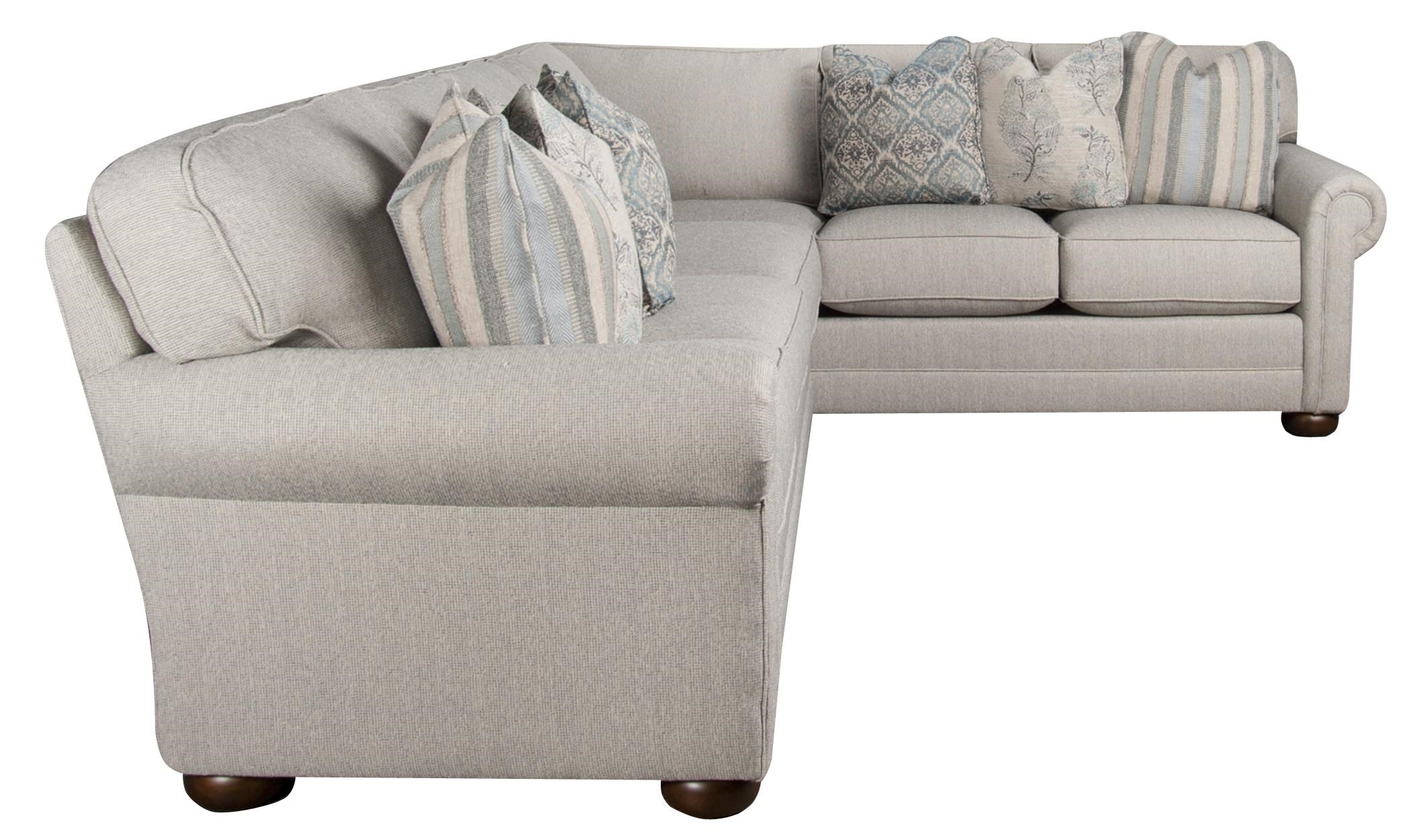 jacqueline sofa wood designs images biltmore sectional with accent pillows