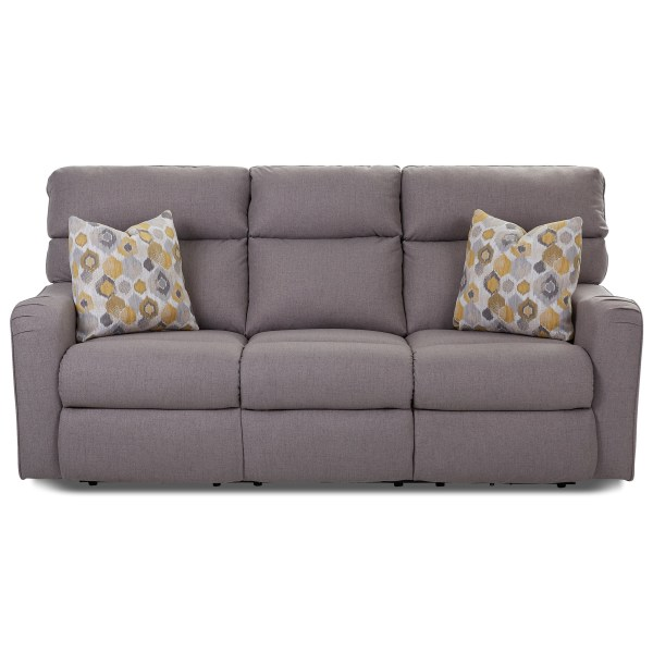 Klaussner Furniture Reclining Sofa