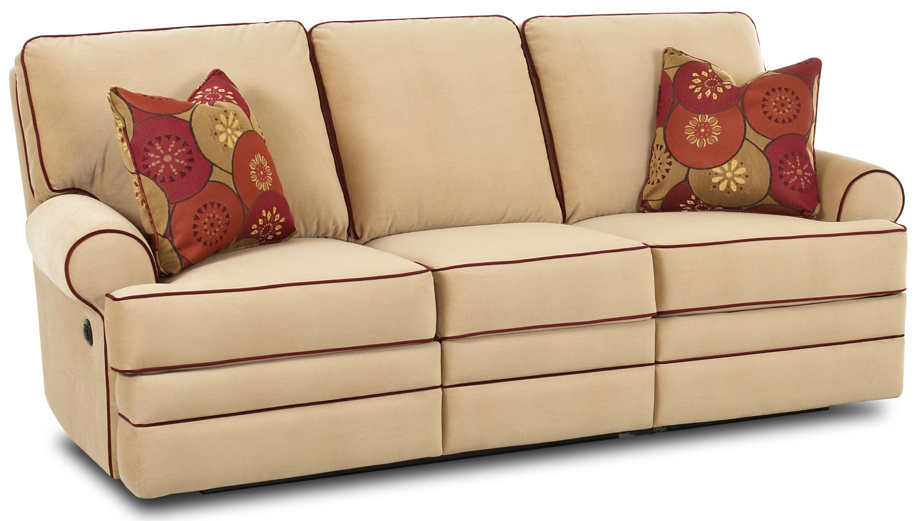 motorized sectional sofa slim tables belleview power dual reclining by klaussner wolf