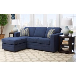 Klaussner Sleeper Sofa Mattress Options Sectional Sofas Fabric Berger Chaise With Queen Size Air